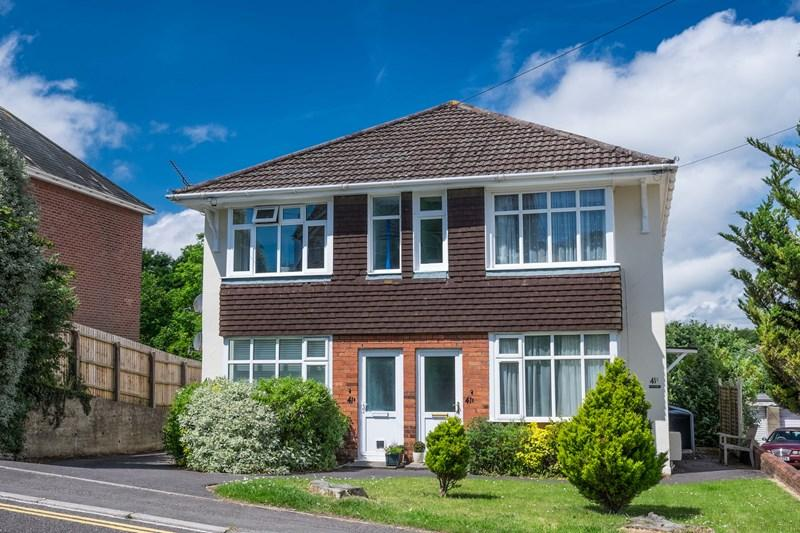 1 Bedroom Flat for sale in Uppleby Road, Parkstone, Poole