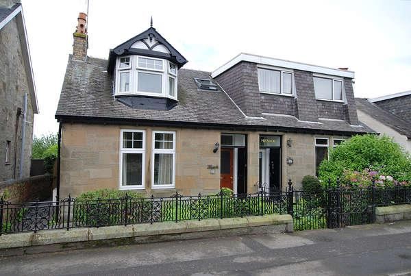 2 Bedrooms Semi Detached Bungalow for sale in Wayside, 13 Main Street, Loans, Troon, KA10 7EX