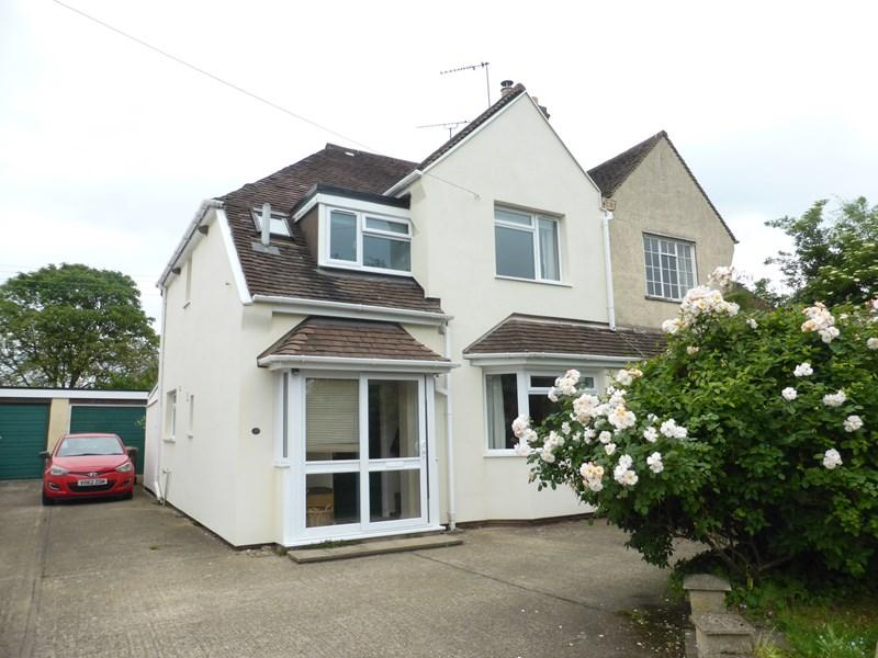 3 Bedrooms Semi Detached House for sale in Winchcombe Road, Sedgeberrow, Evesham