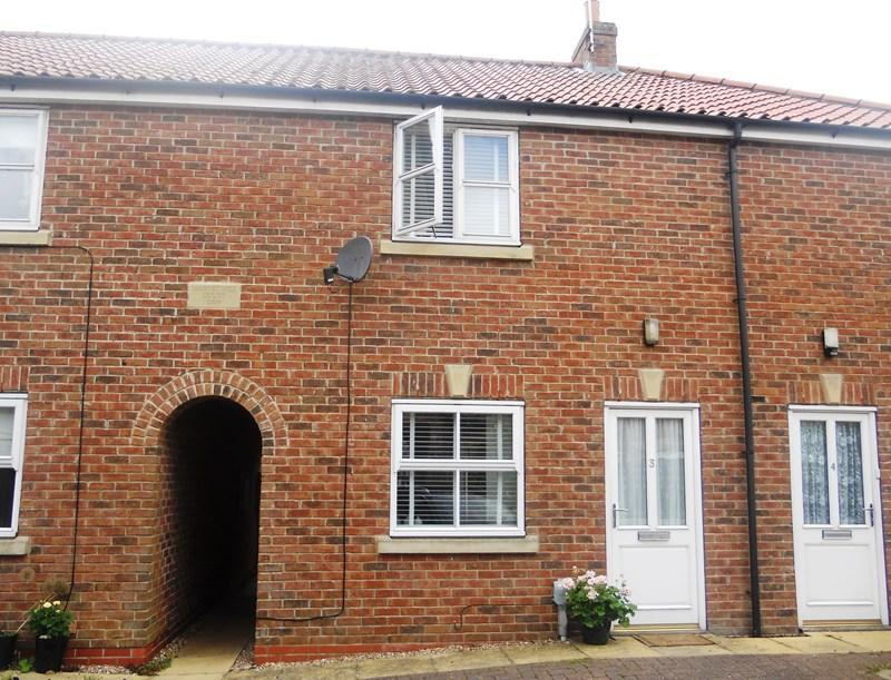 2 Bedrooms Mews House for sale in Market Hill Court, Hedon, Hull