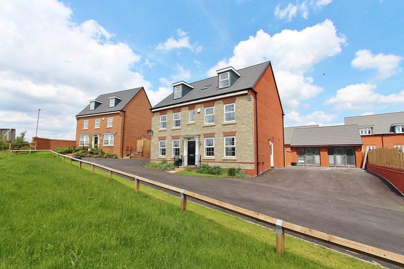 5 Bedrooms Detached House for sale in Keynsham, Bristol