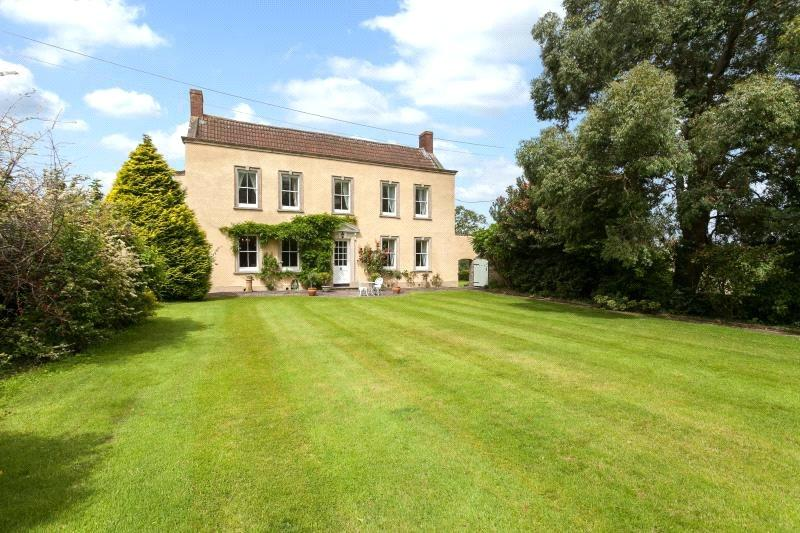 6 Bedrooms Detached House for sale in The Street, Alveston, Bristol, Gloucestershire, BS35