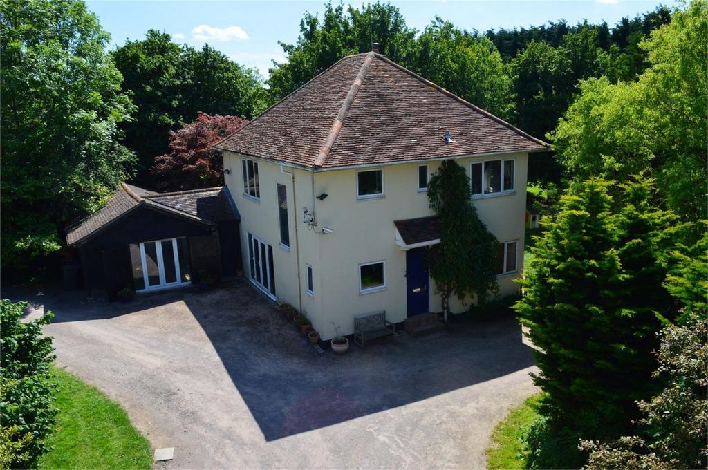 3 Bedrooms Detached House for sale in Normandale Farm, New Barn Lane, Little Hallingbury, Nr Bishop's Stortford