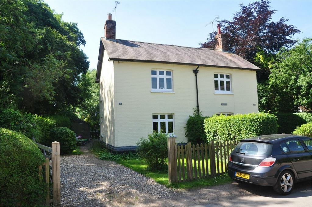 2 Bedrooms Semi Detached House for sale in 1 Brick Cottages, The Street, Furneux Pelham, Buntingford