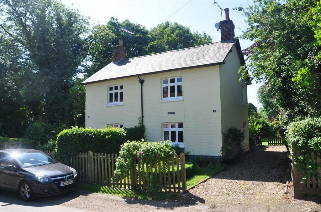 2 Bedrooms Semi Detached House for sale in 2 Brick Cottages, The Street, Furneux Pelham, Buntingford