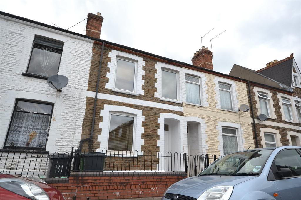 3 Bedrooms Terraced House for sale in Dalton Street, Cathays, Cardiff, CF24
