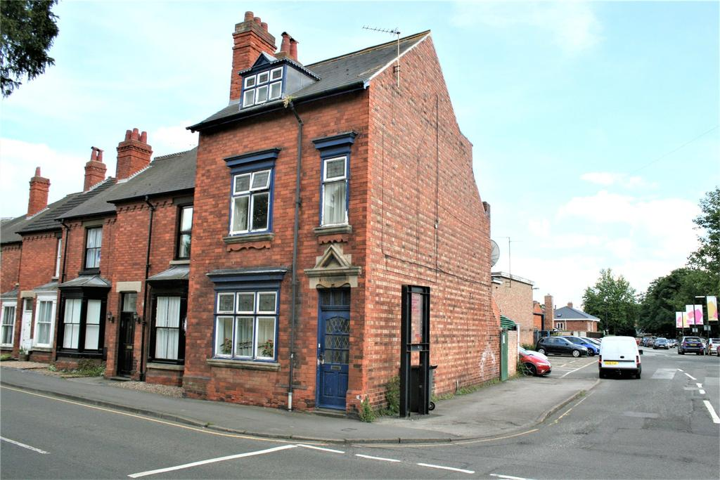 4 Bedrooms Semi Detached House for sale in Eastgate, Sleaford, NG34