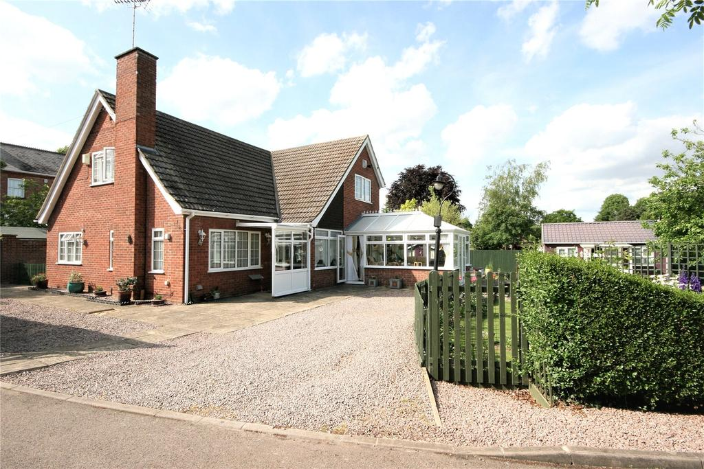 4 Bedrooms Detached House for sale in Cowbit Road, Spalding, PE11