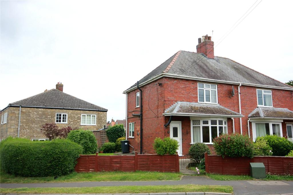 2 Bedrooms Semi Detached House for sale in Tinkers Lane, Waddington, LN5