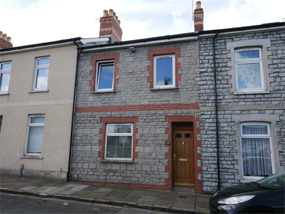 2 Bedrooms Terraced House for sale in Coronation Terrace, Penarth