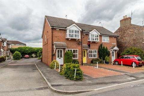 2 bedroom end of terrace house for sale - Catherine Court, Off Lawrence Street, York