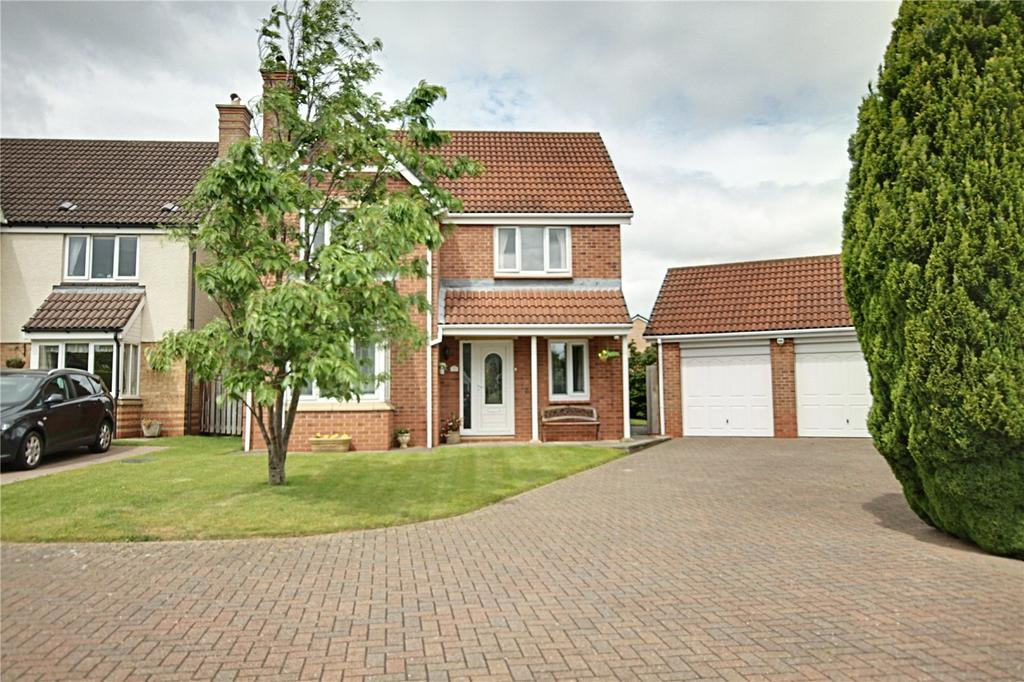 4 Bedrooms Detached House for sale in Selworthy Green, Ingleby Barwick
