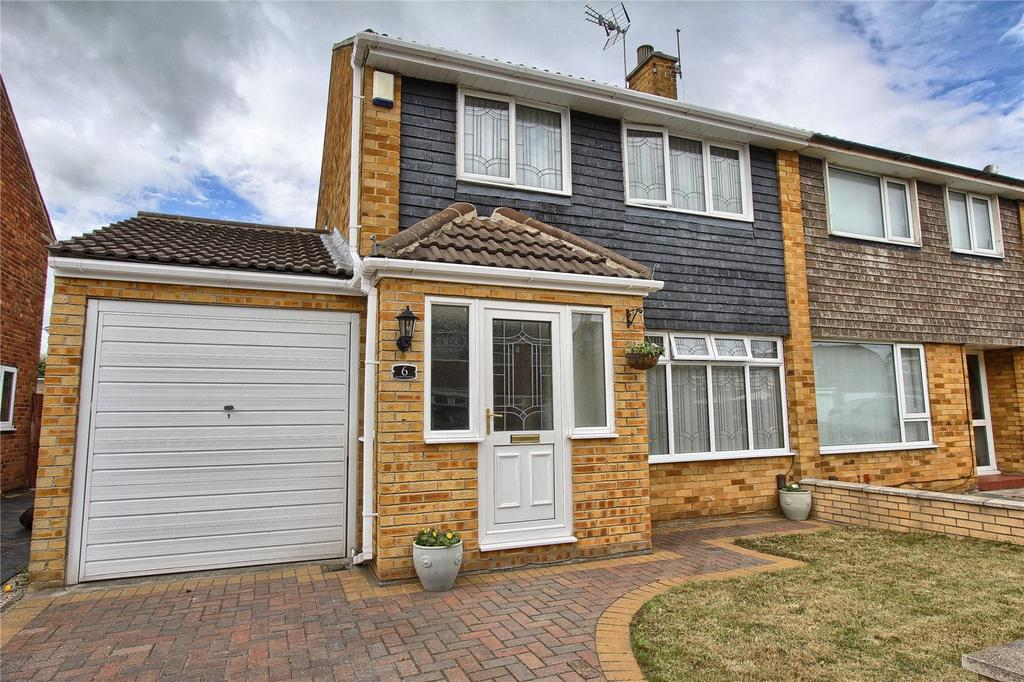 3 Bedrooms Semi Detached House for sale in Thornley Avenue, Billingham
