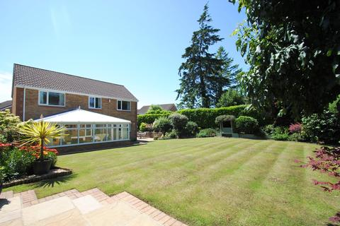 4 bedroom detached house for sale - Higher Elmwood, Roundswell