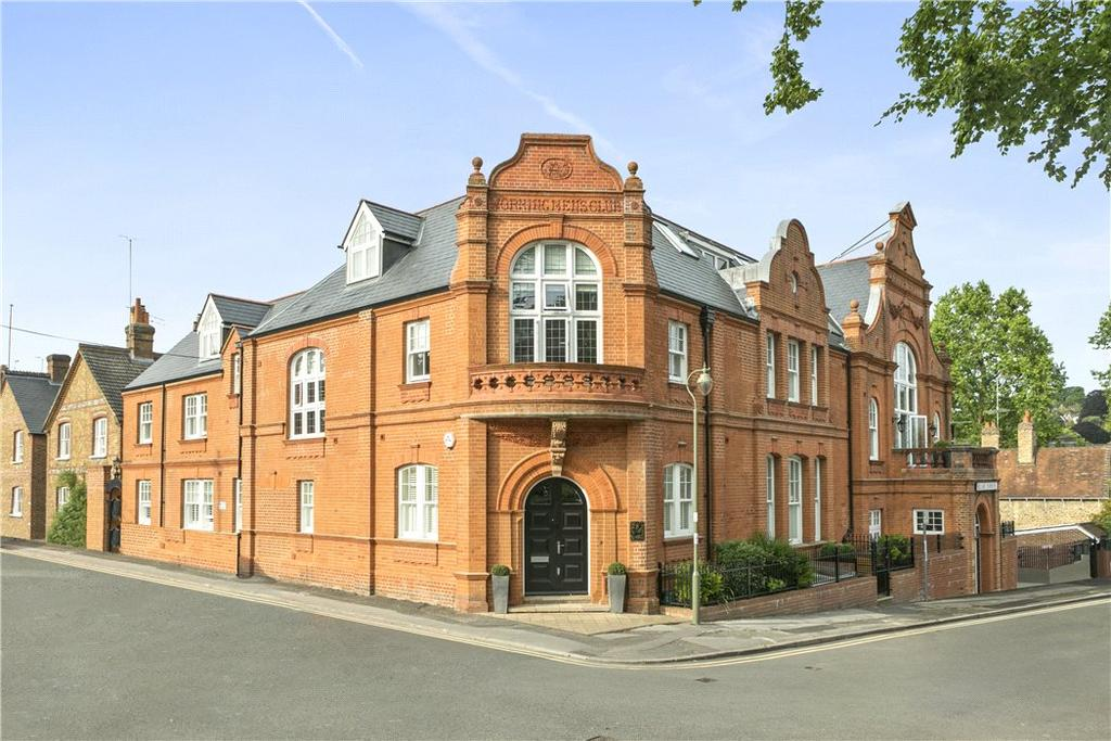 2 Bedrooms Flat for sale in The Bellairs Apartments, Millmead Terrace, Guildford, Surrey, GU2