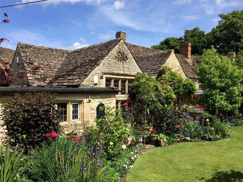 3 Bedrooms Cottage House for sale in Langford, Lechlade, Oxfordshire, GL7