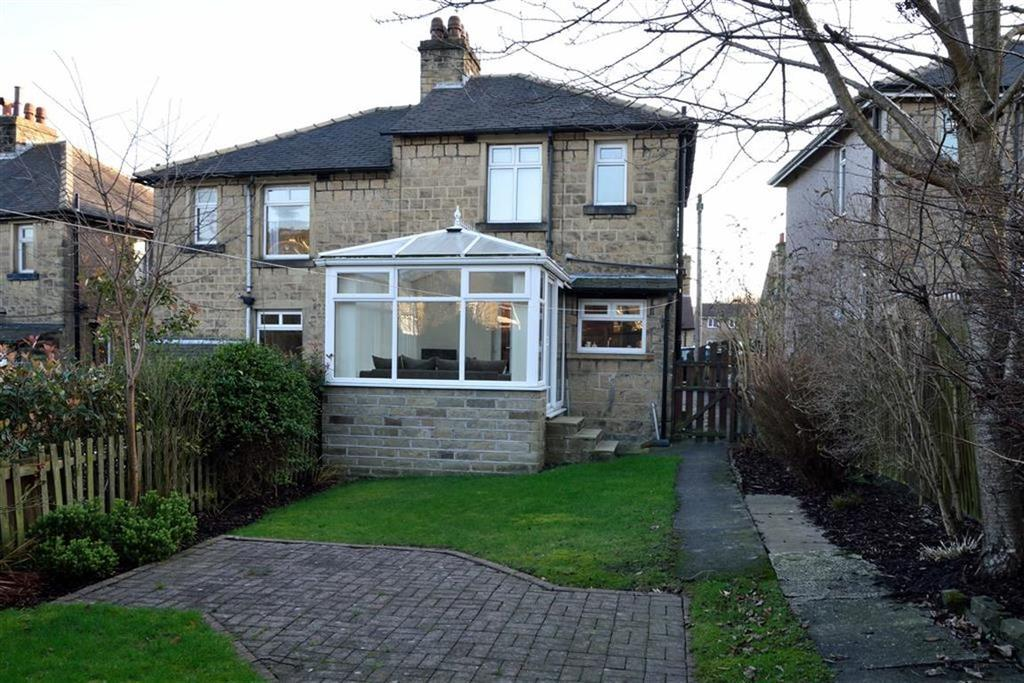 2 Bedrooms Semi Detached House for sale in Royd Street, Longwood, Huddersfield, HD3