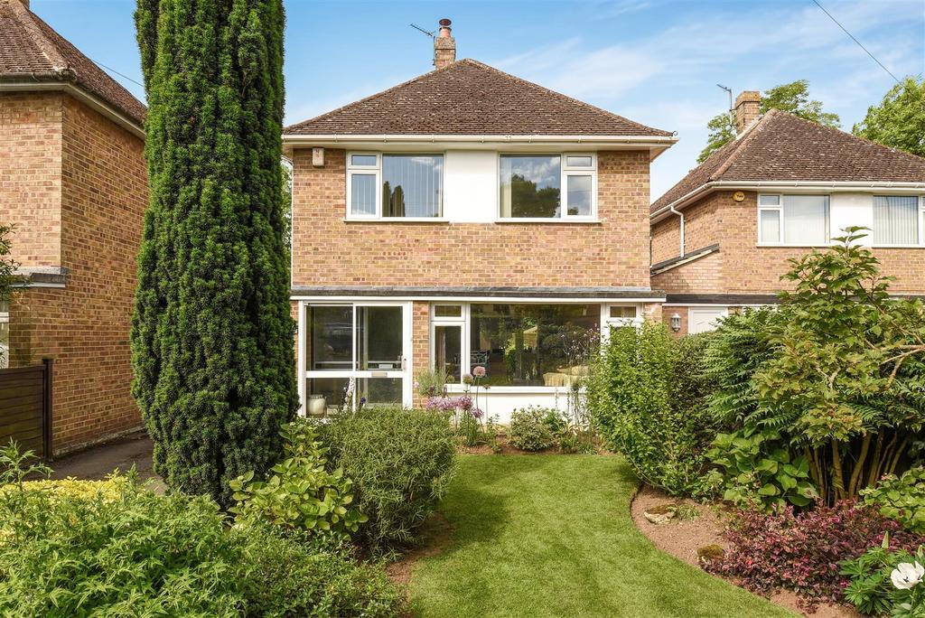 3 Bedrooms Detached House for sale in Banbury Road, Kidlington