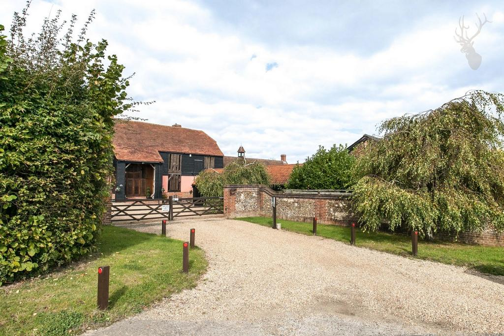4 Bedrooms Barn Conversion Character Property for sale in Abbey Barn, Grange Green, CM6