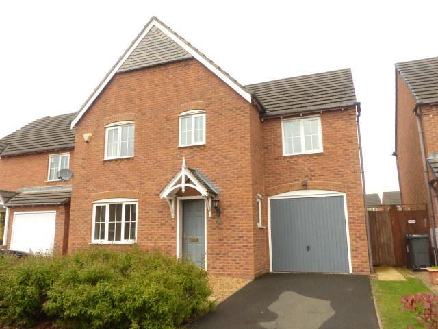 4 Bedrooms Detached House for sale in Crofters Lane,Harvestfields,Sutton Coldfield