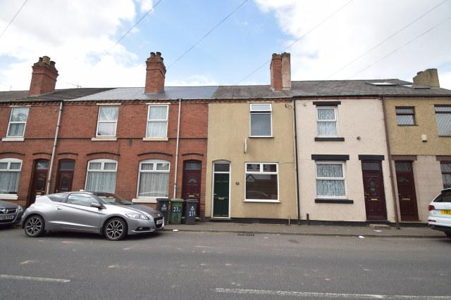 2 Bedrooms Terraced House for sale in Broad Lane,Bloxwich,Walsall