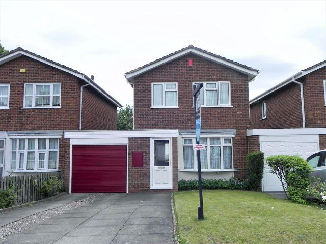 3 Bedrooms Link Detached House for sale in Coleville Road,Minworth,Sutton Coldfield