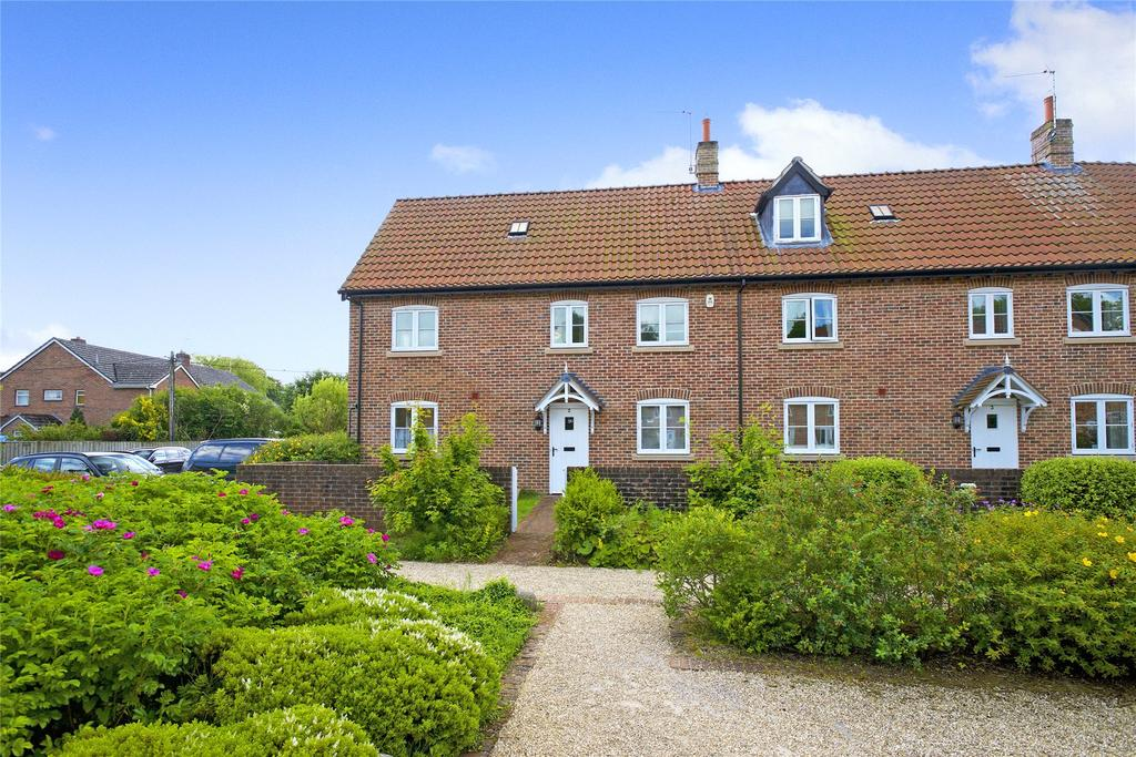 5 Bedrooms End Of Terrace House for sale in Mill Street, Puddletown, Dorset