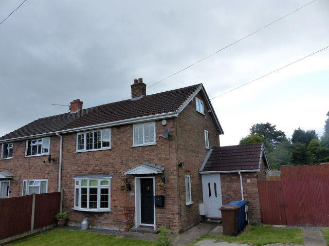3 Bedrooms Semi Detached House for sale in Birch Avenue,Burtwood,Staffordshire