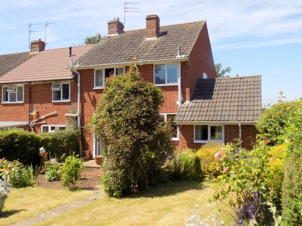 3 Bedrooms End Of Terrace House for sale in Park Way, Exmouth