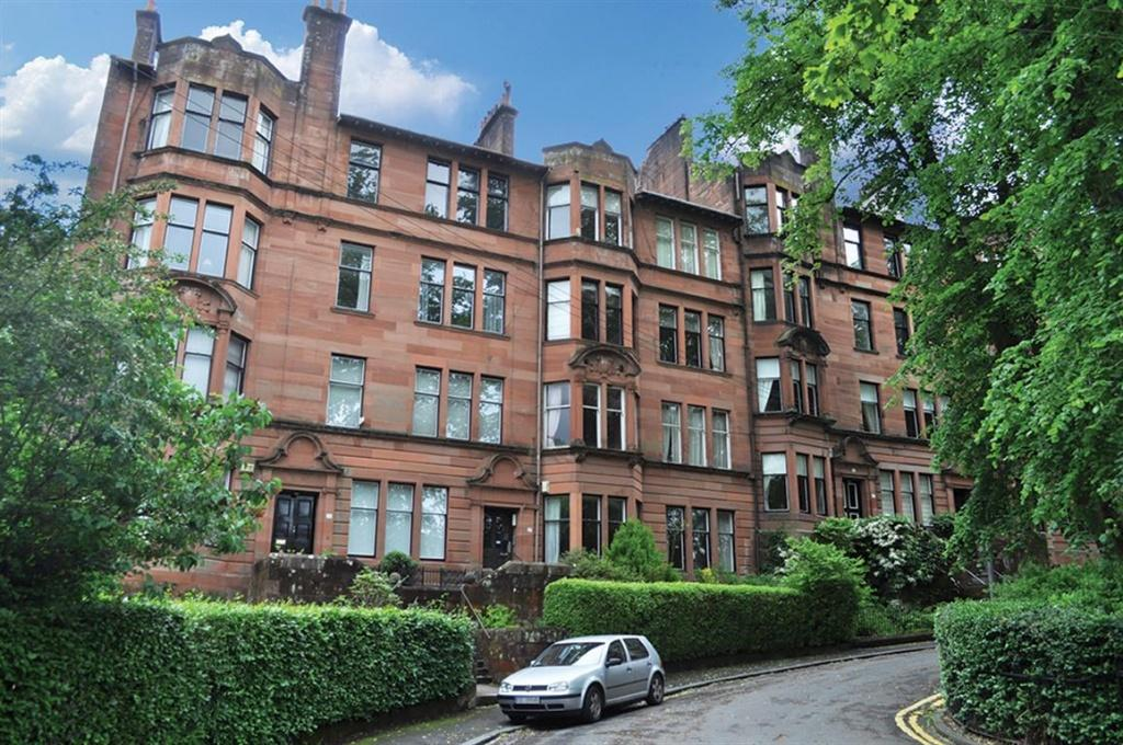 3 Bedrooms Flat for sale in 2/1, 25 Camphill Avenue, Langside, G41 3AU