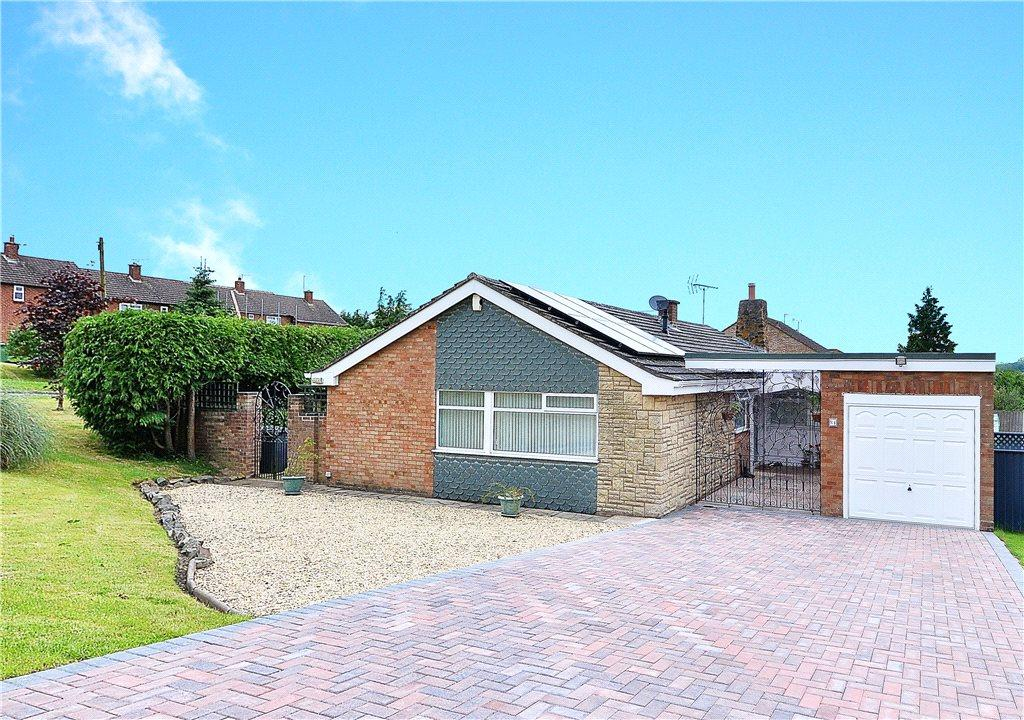 4 Bedrooms Detached Bungalow for sale in Timberdyne Close, Rock, Kidderminster, DY14