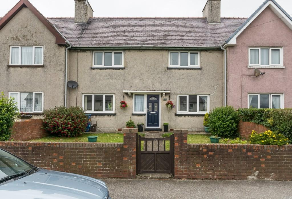 4 Bedrooms Terraced House for sale in Cefn Hendre, Caernarfon, North Wales