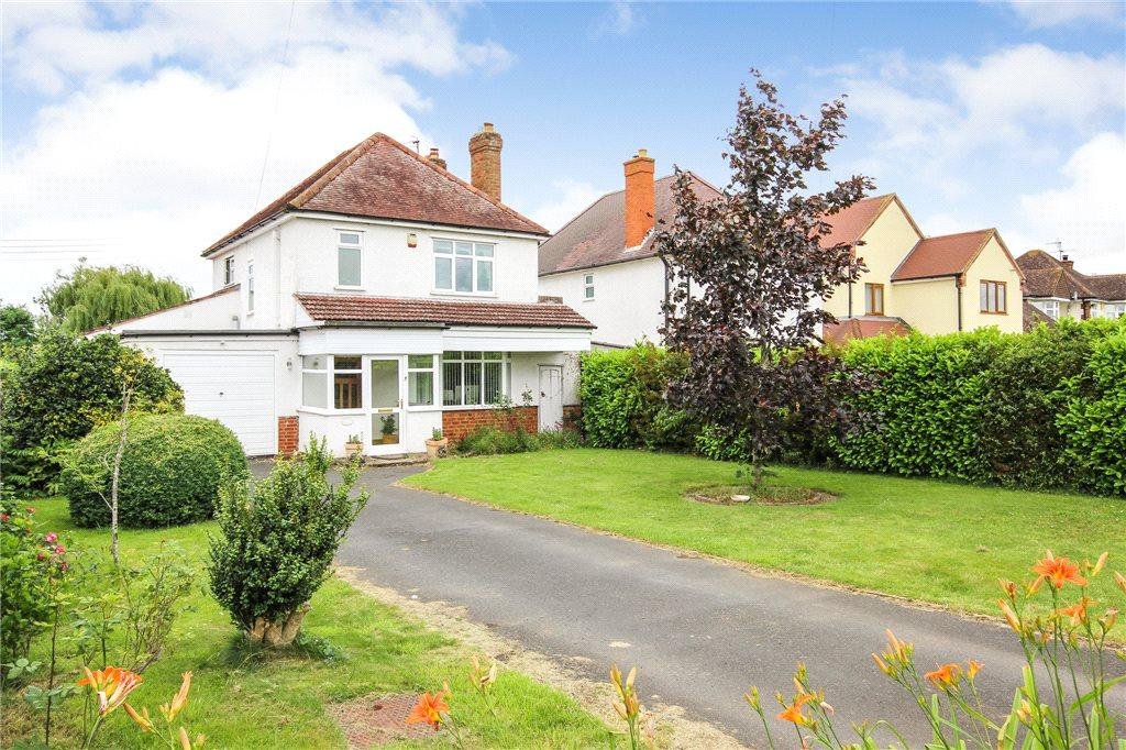 3 Bedrooms Detached House for sale in Salters Lane, Lower Moor, Pershore, Worcestershire, WR10