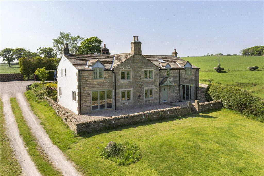 5 Bedrooms Unique Property for sale in The Cottage, Hunger Hill Road, Middleton, Ilkley