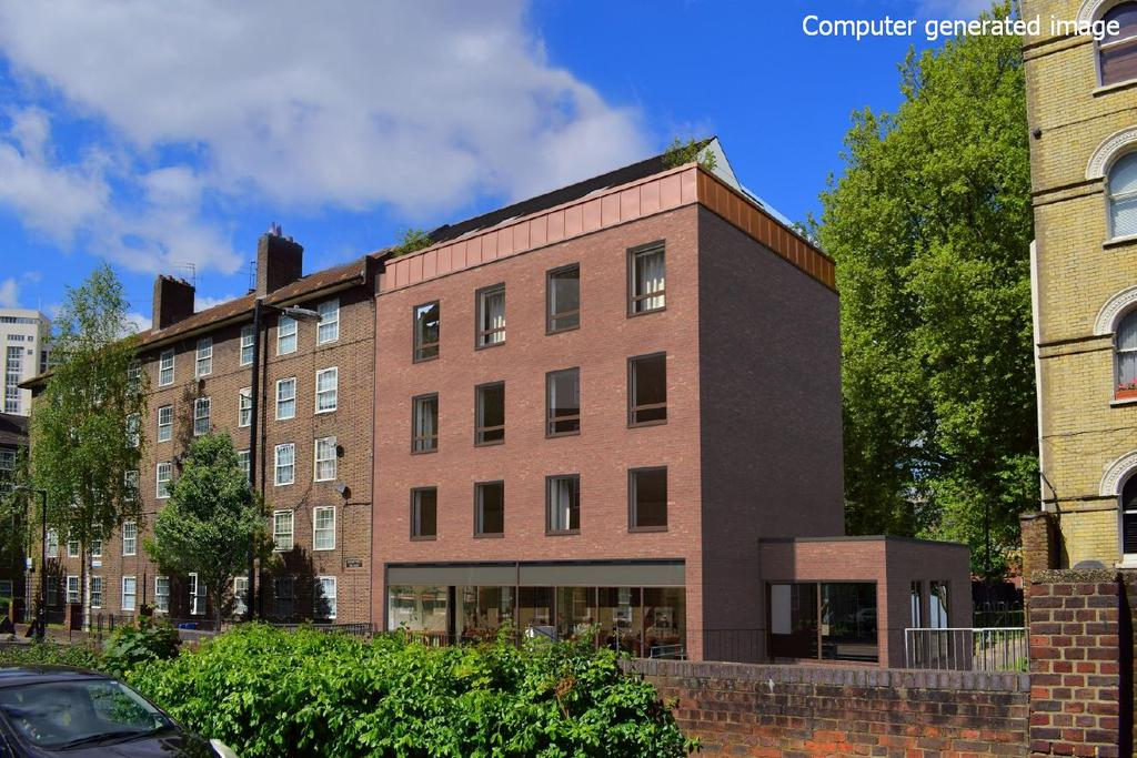 2 Bedrooms Flat for sale in Bath Terrace, Borough, SE1