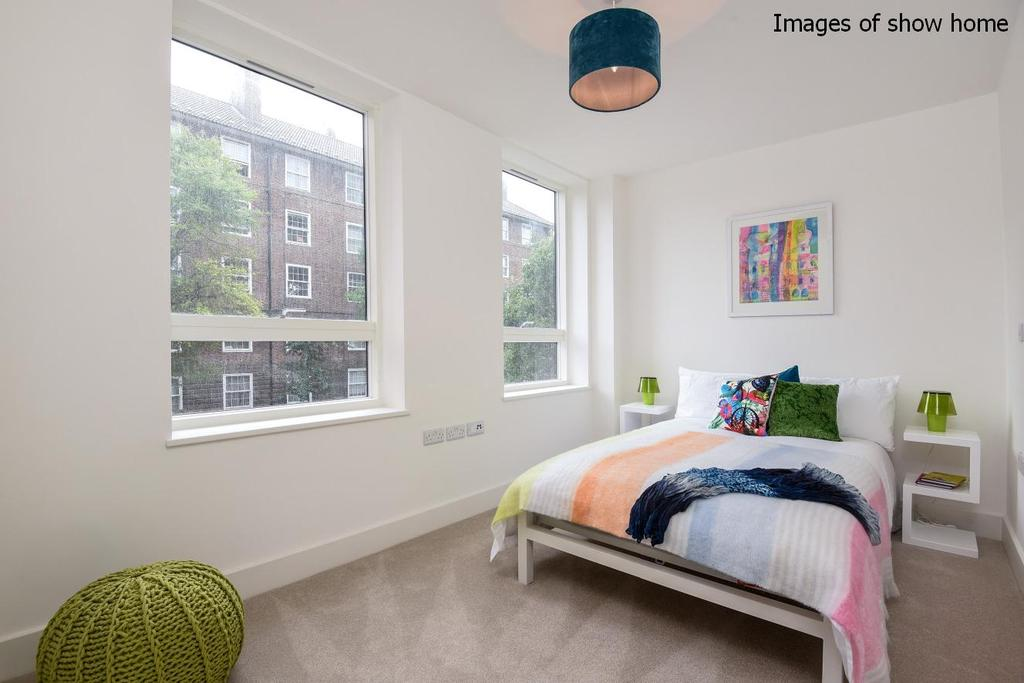 2 Bedrooms Flat for sale in Bath Terrace, Borough