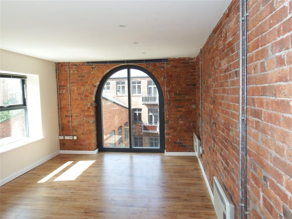 2 Bedrooms Flat for sale in Worsted House, East Street, Leeds, West Yorkshire, LS9