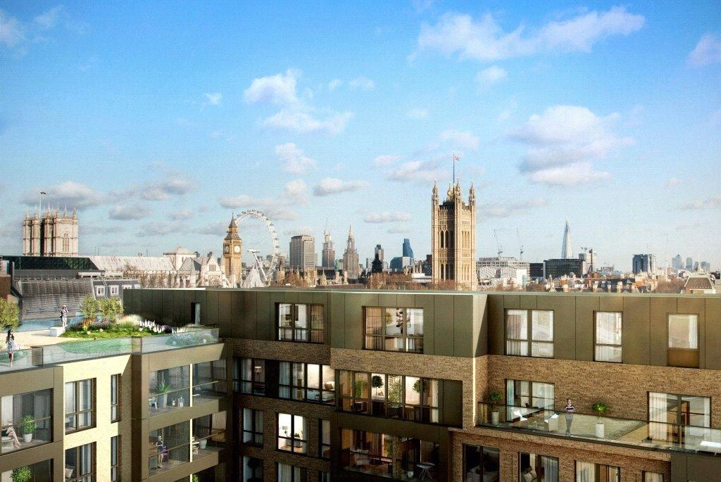 1 Bedroom Flat for sale in Westminster Quarter, Monck Street, London, SW1P
