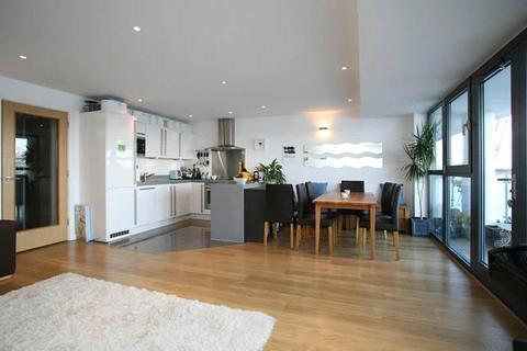 2 bedroom flat to rent - Wood Wharf, Greenwich, London, SE10