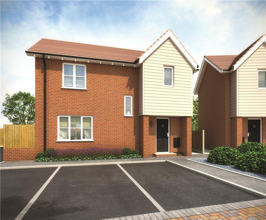 3 Bedrooms Semi Detached House for sale in PLOT 28 NEWLAND PHASE 3, Navigation Point, Cinder Lane, Castleford