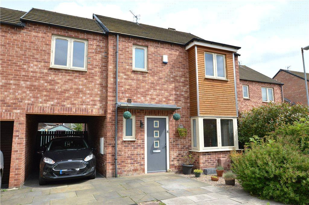 4 Bedrooms Terraced House for sale in Trevithick Road, Allerton Bywater, Castleford, West Yorkshire