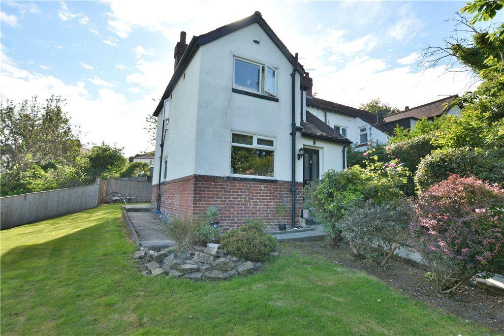 3 Bedrooms Semi Detached House for sale in Wensley Drive, Chapel Allerton, Leeds