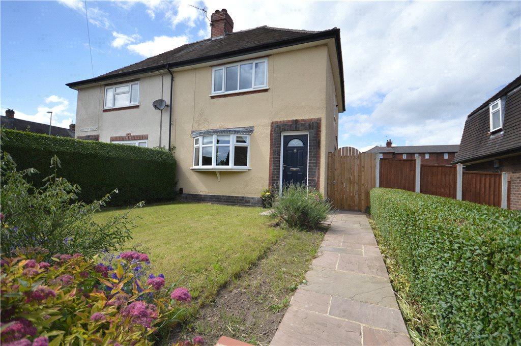 2 Bedrooms Semi Detached House for sale in Middleton Terrace, Morley, Leeds