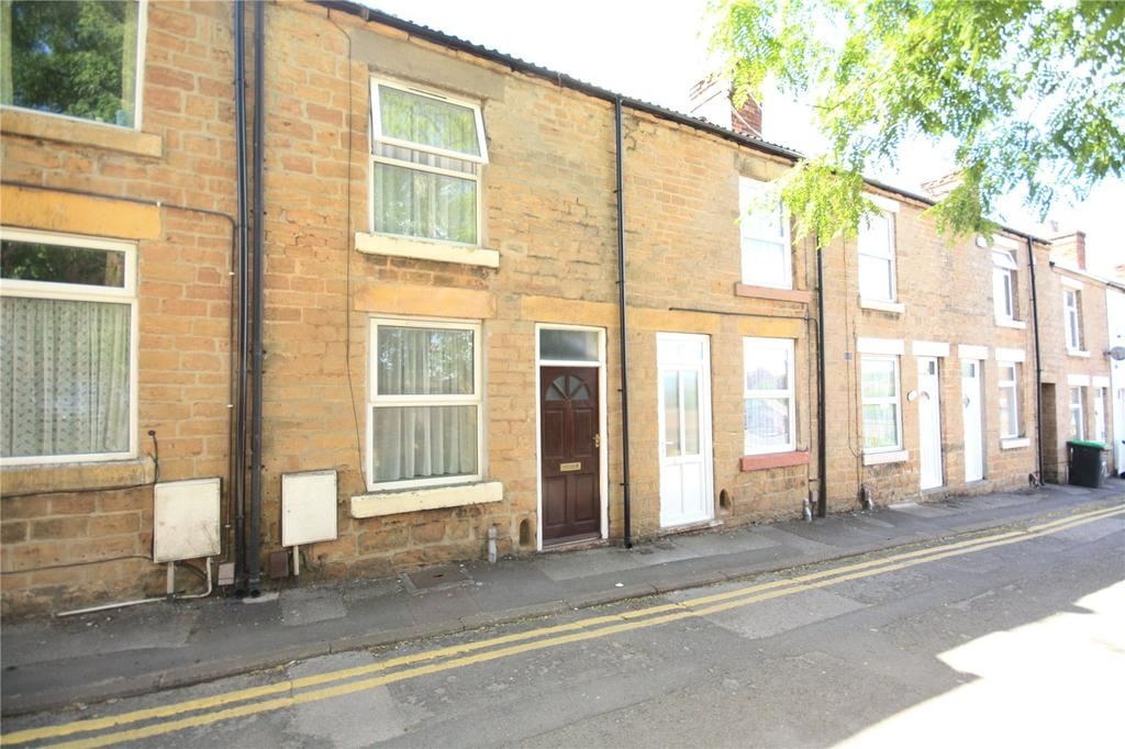 2 Bedrooms Terraced House for sale in Albert Street, Hucknall, Nottingham, NG15