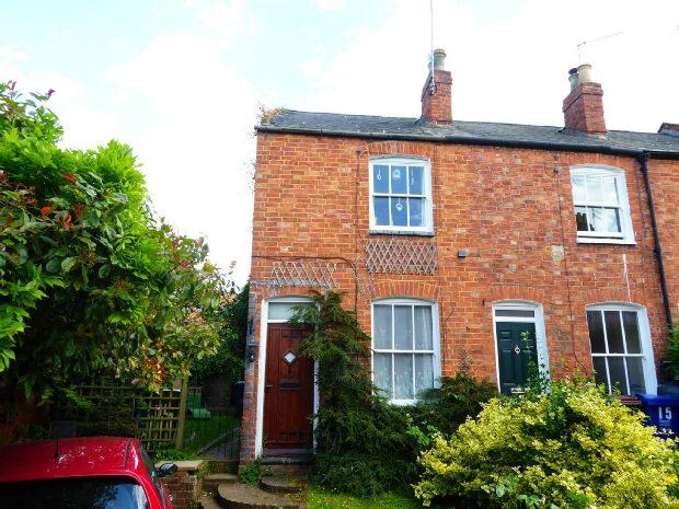2 Bedrooms End Of Terrace House for sale in Milton Street, Banbury, Banbury