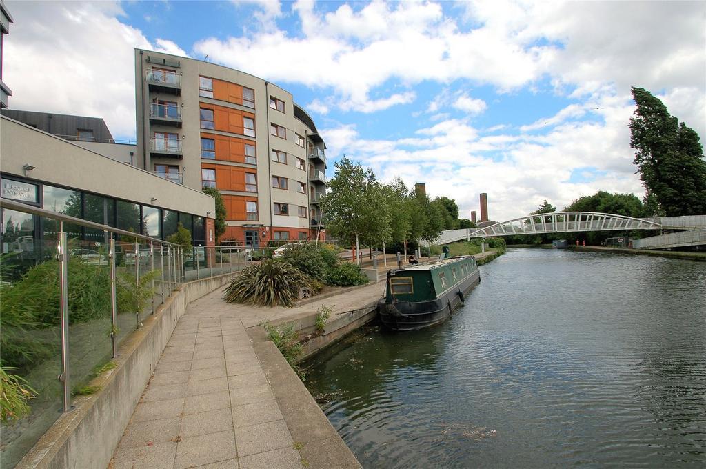 1 Bedroom Apartment Flat for sale in Holinger Court, Atlit Road, Wembley, HA0