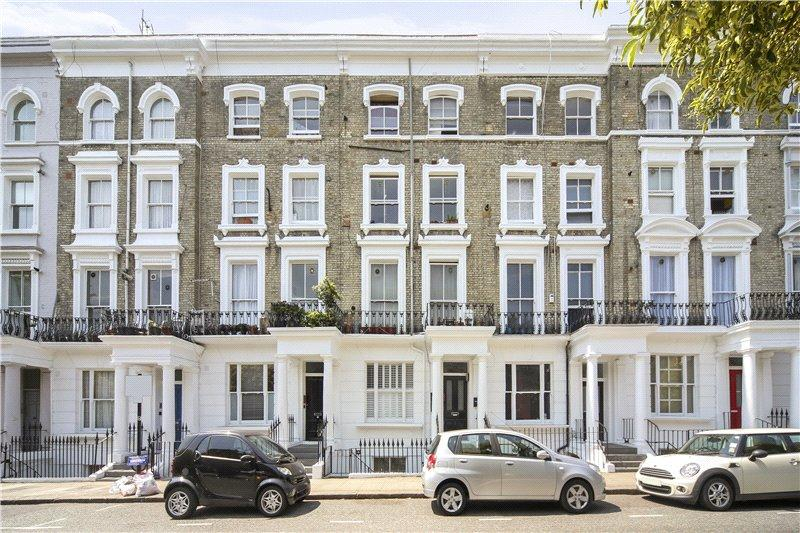 1 Bedroom Flat for sale in Ledbury Road, London, W11