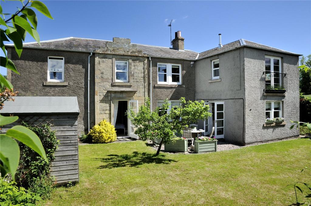 3 Bedrooms Apartment Flat for sale in The Garden Flat, Wooden Mill Cottages, Kelso, Scottish Borders