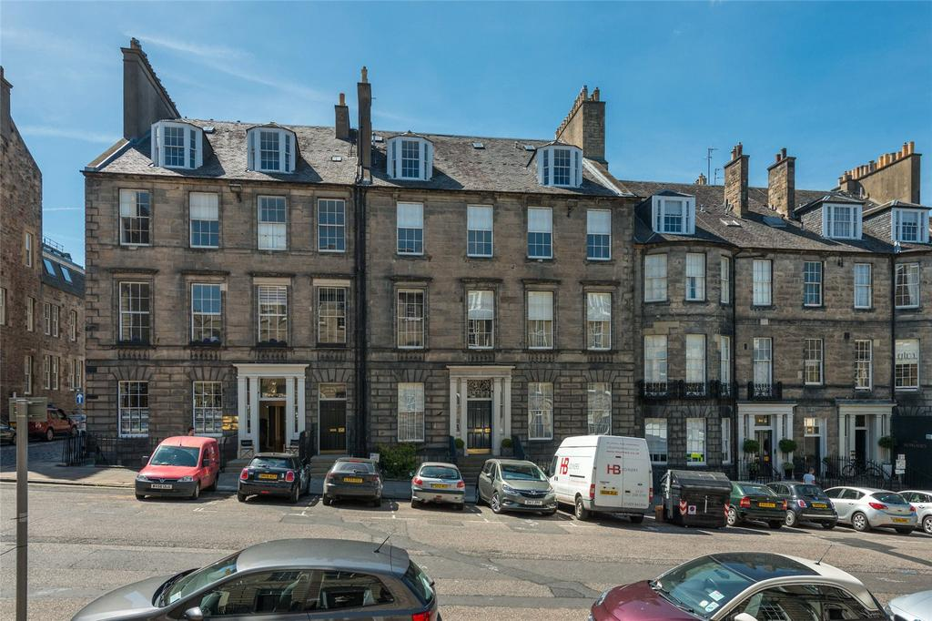 6 Bedrooms Terraced House for sale in North Castle Street, Edinburgh, Midlothian