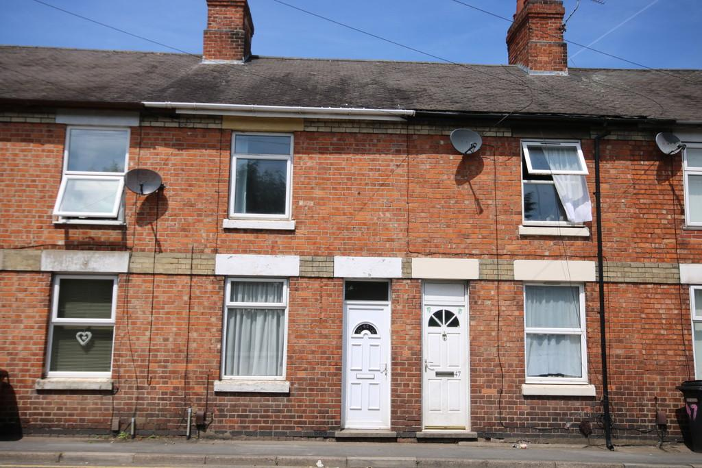 2 Bedrooms Terraced House for sale in Regent Street, Melton Mowbray